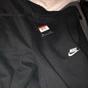 Men's large Nike sweats